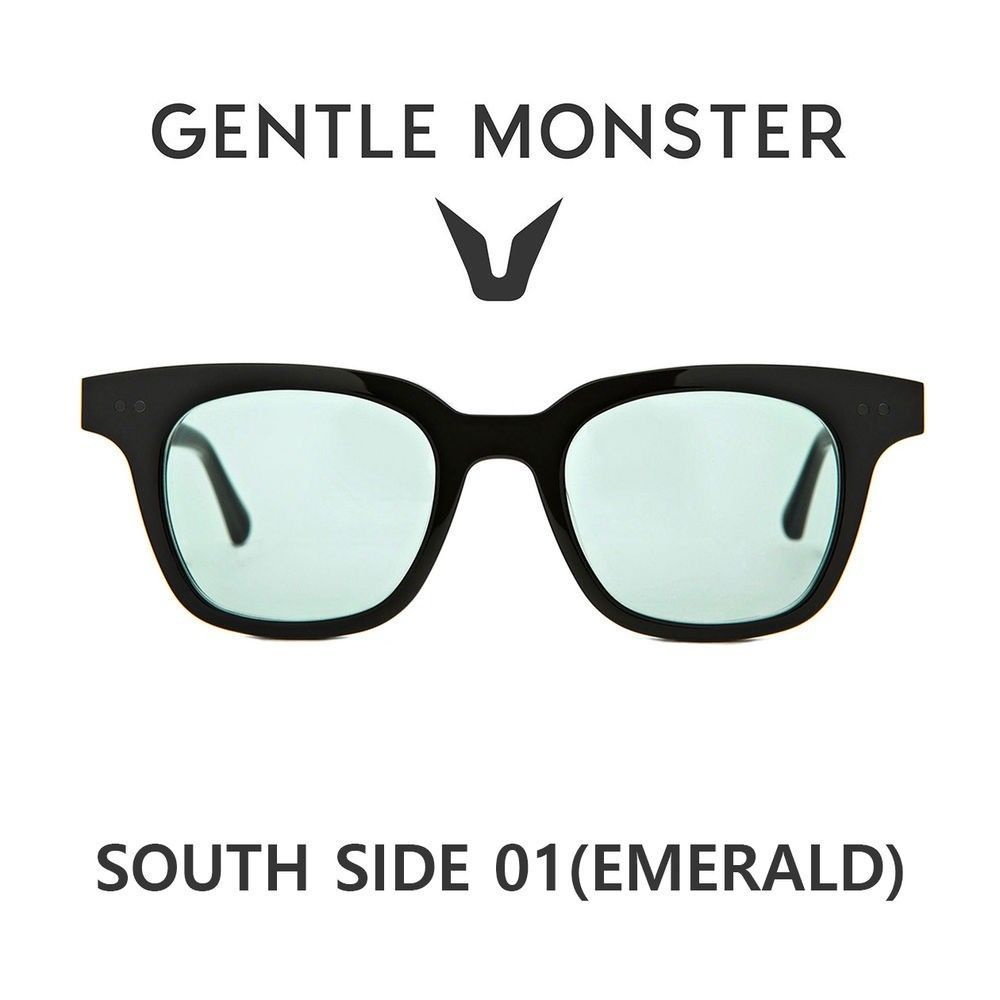 New Gentle Monster South Side 01 Sunglasses Blue Lenses Fashion Clothing Shoes Accessories Unisexclothingshoesaccs Blue Lenses Gentle Monster Sunglasses