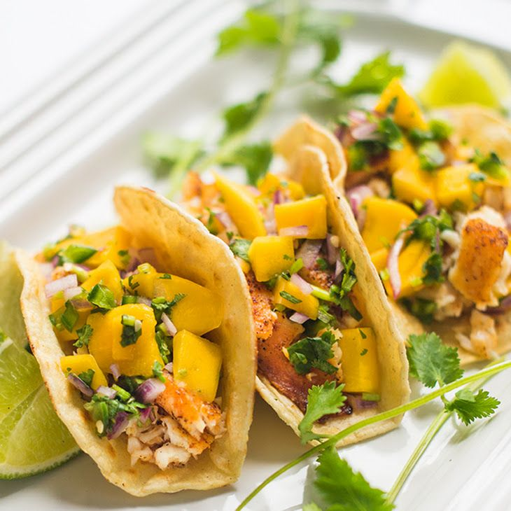 Fish taco salsa recipes