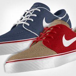 NIKEiD. Custom Nike SB Zoom Stefan Janoski Low Premium