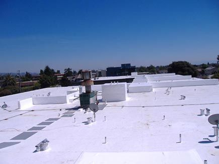 Pvc Membrane Roofing Main Advantages And Benefits Membrane Roof Roofing Roofing Systems