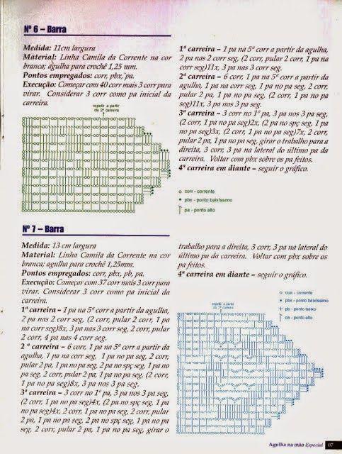 Todo crochet | Pinterest | Patrón gratis, Patrones y Ganchillo