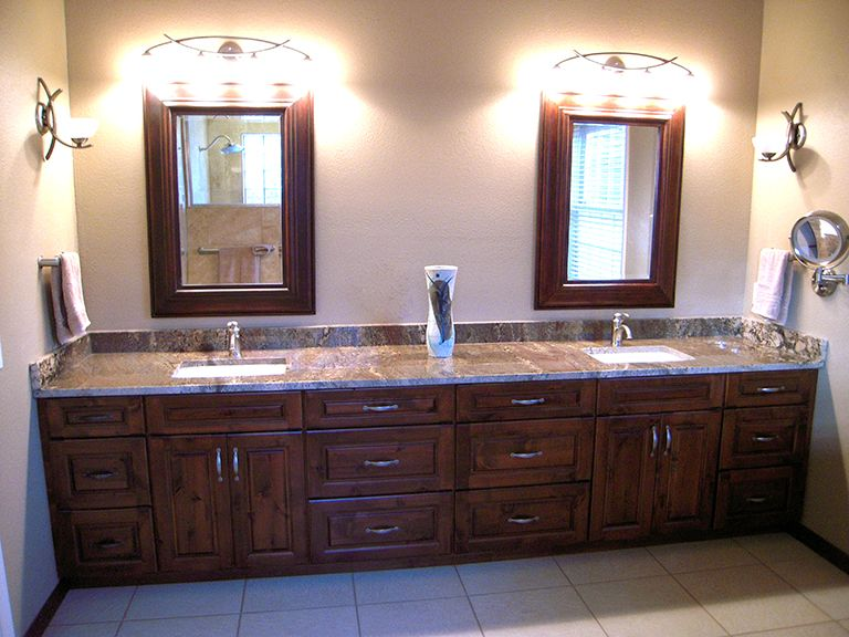 Custom Bathroom Remodel Portland Oregon With Natural Wood Prepossessing Bathroom Remodeling Portland Oregon Design Ideas