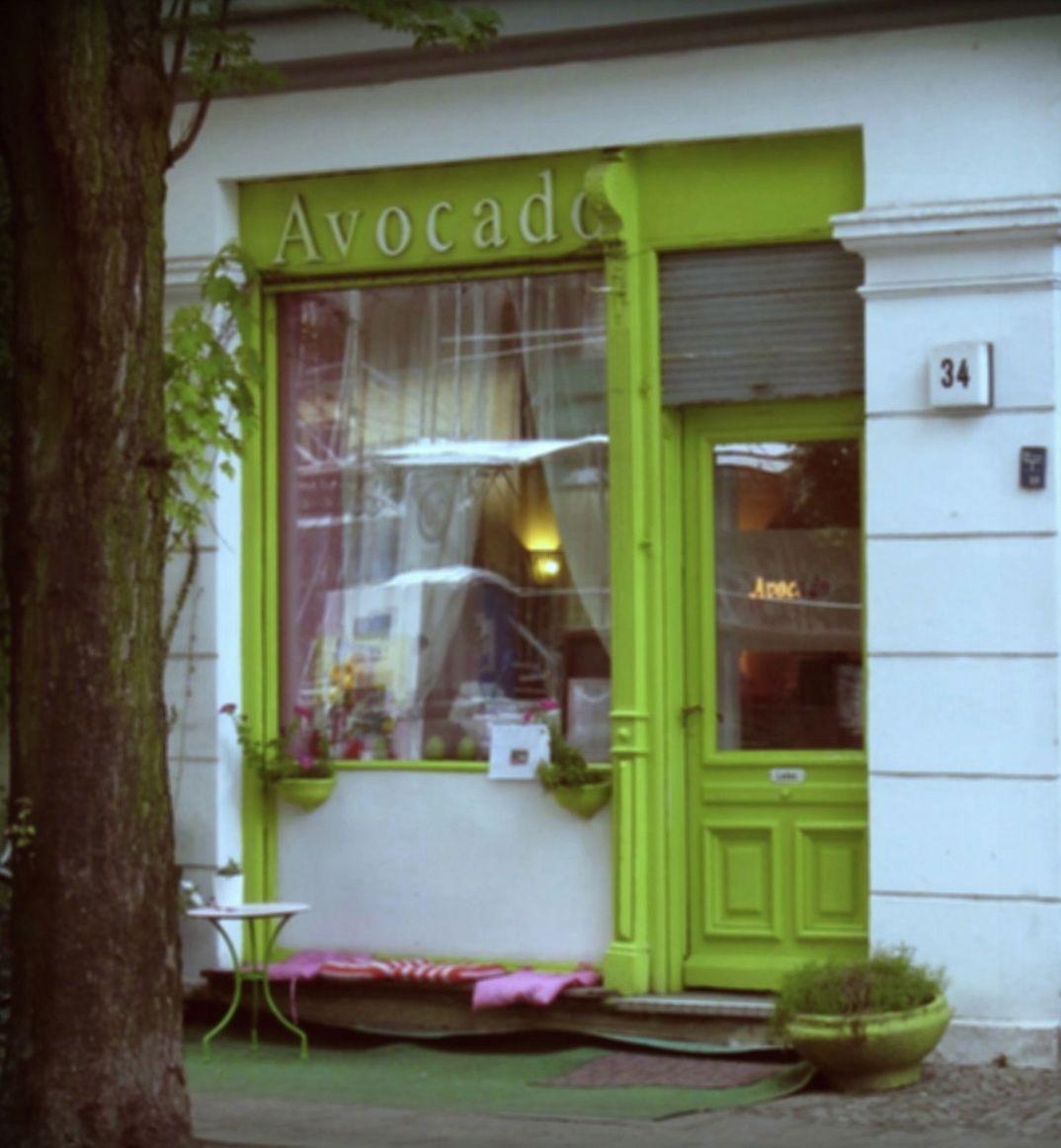 avocado kosmetikstudio berlin prenzlauer berg auf i love spa blog studio studio. Black Bedroom Furniture Sets. Home Design Ideas
