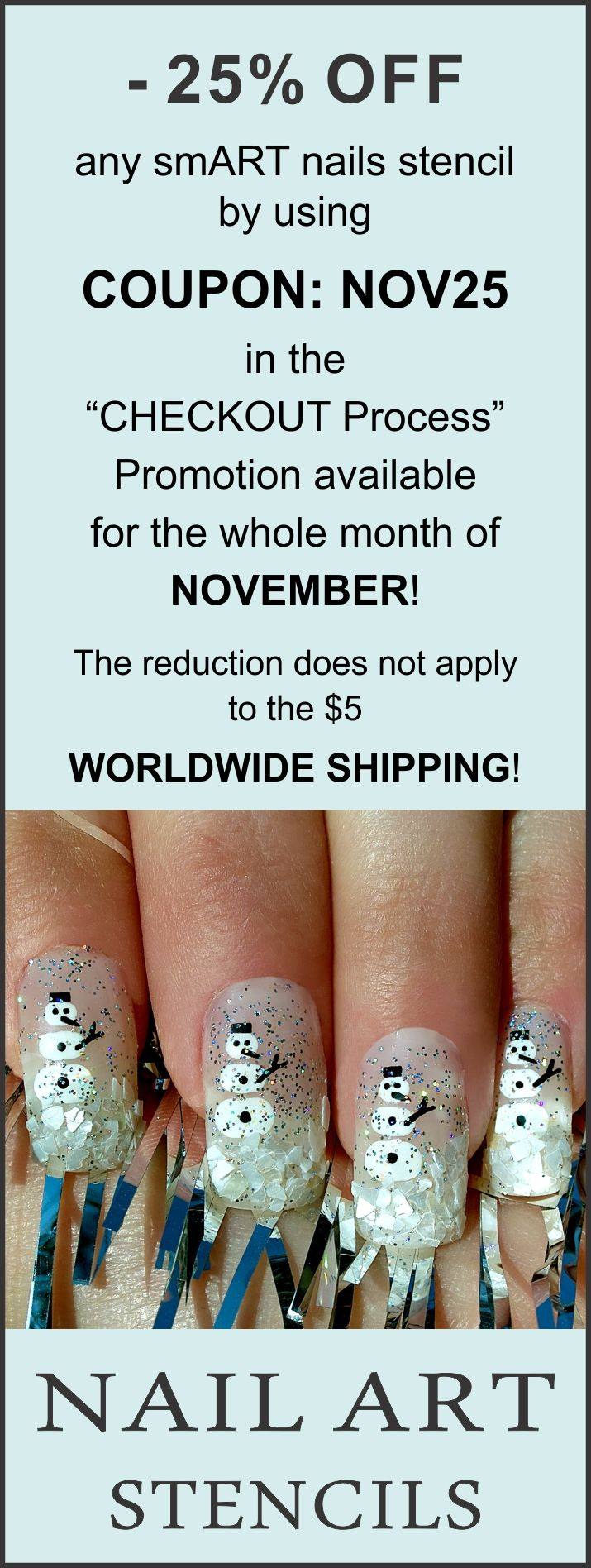 SPECIAL OFFER from http://www.smart-nails.com/shop-online -25% OFF ...