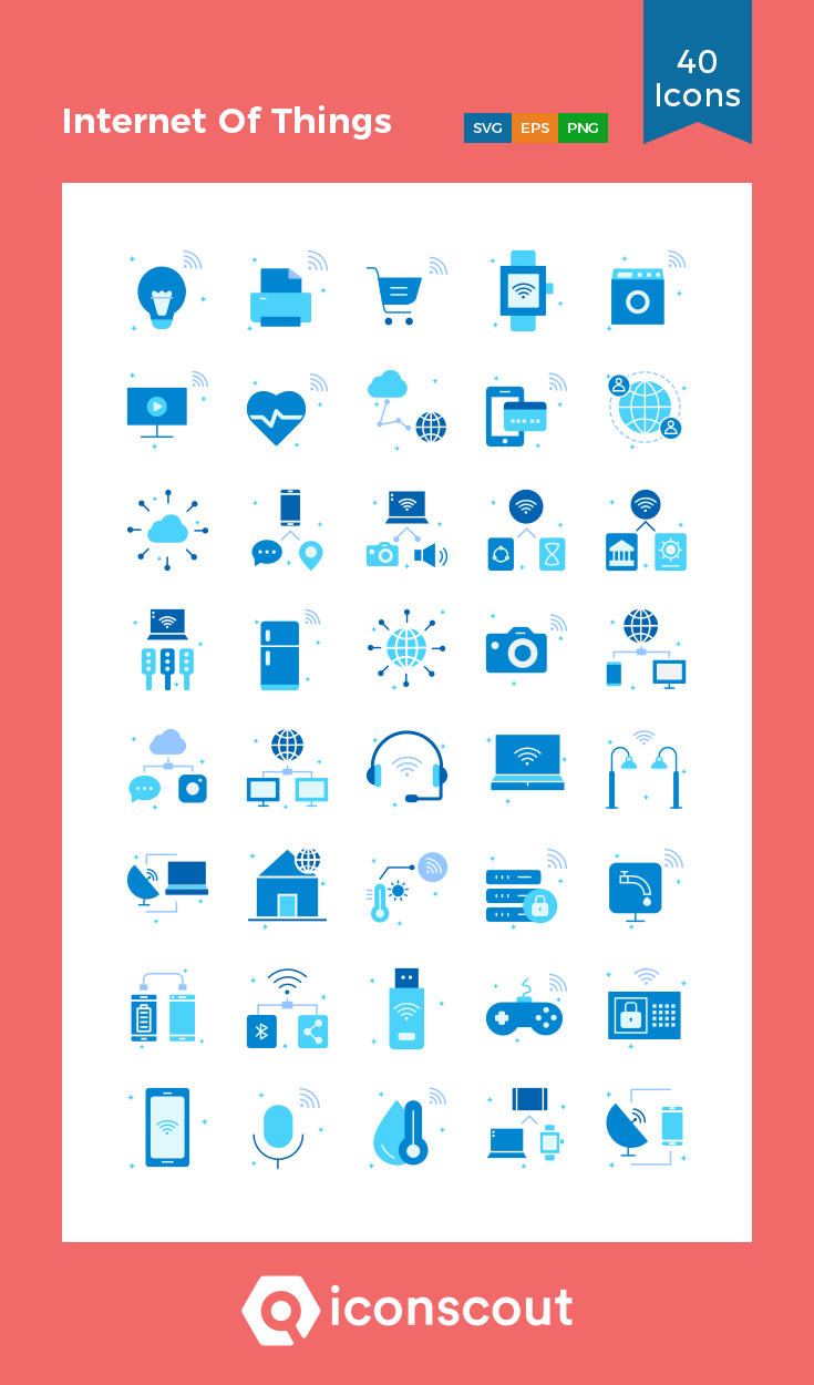 Download Internet Of Things Icon Pack Available In Svg Png Eps Ai Icon Fonts In 2020 Icon Pack Network Icon Icon