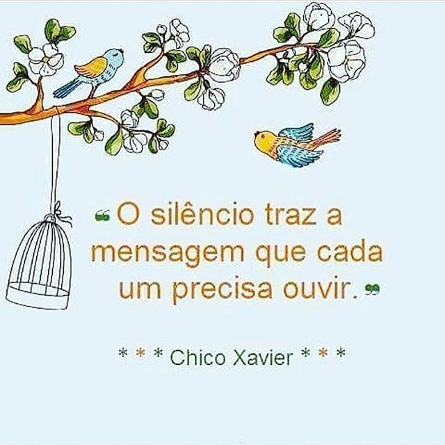 Se soubéssemos quantas e quantas vezes as nossas palavras são mal interpretadas, haveria muito mais silêncio no mundo.
