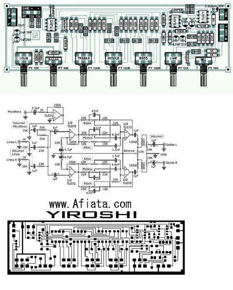 Audio Tone Control