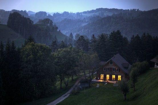 I want a house like this in Washington.. a big beautiful