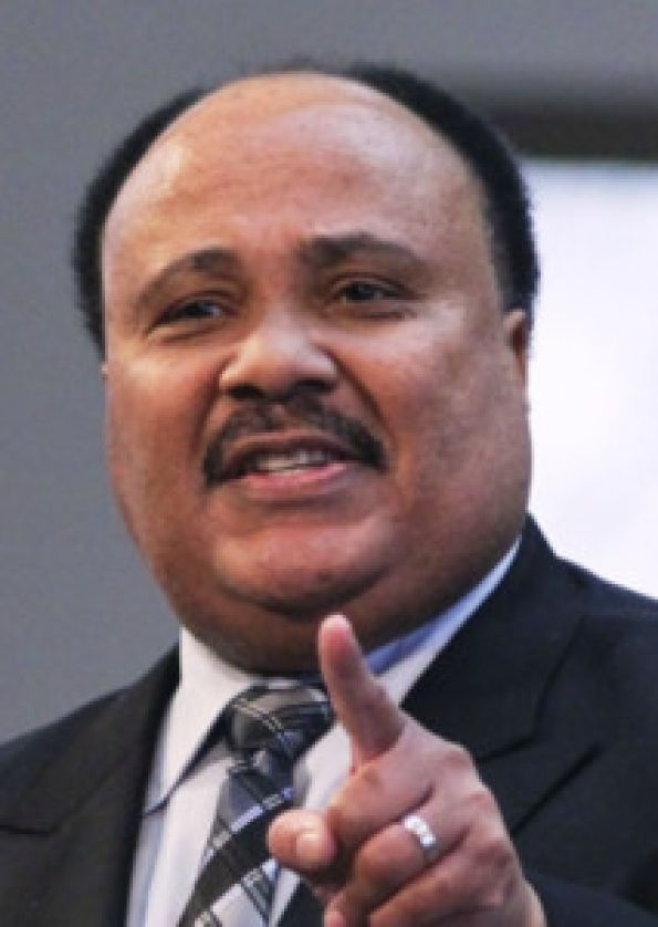 Martin Luther King III invited to Derry event - Local - Derry Journal
