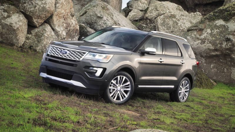 2017 Ford Explorer Platinum Review Price Ford Explorer 2019