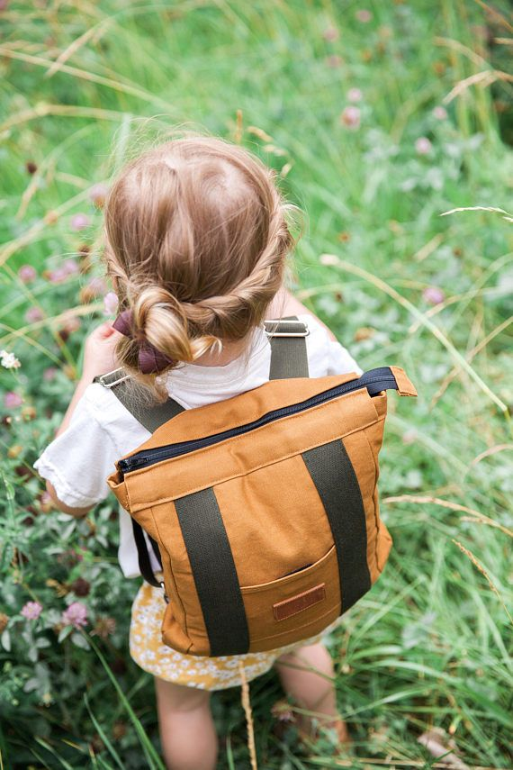 0c1ee0e468 Kids Backpack mini backpack preschool backpack handmade