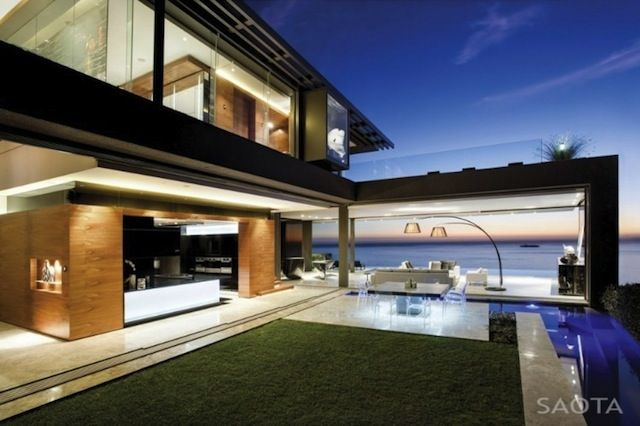 Nettleton 198 by SAOTA – Residence in Cape Town (12 Pictures)
