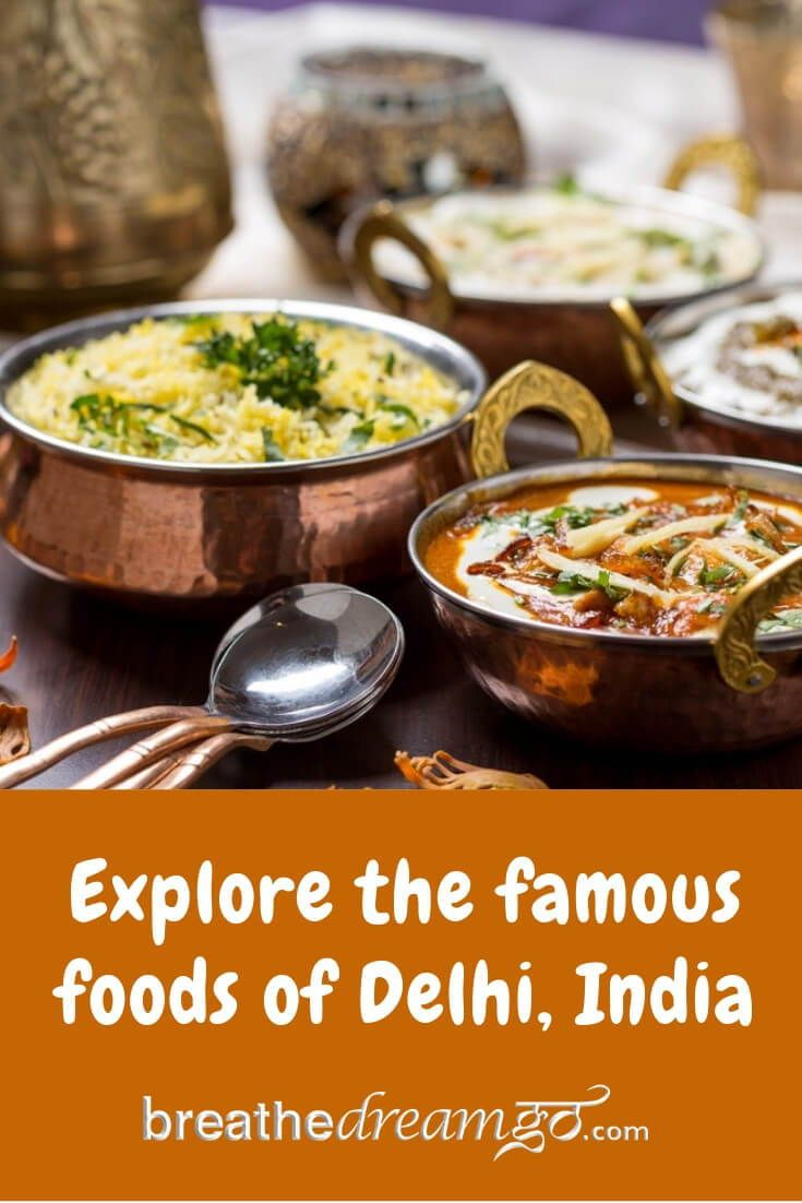 Come and explore Delhi, the food capital of India. This guide to all the famous …