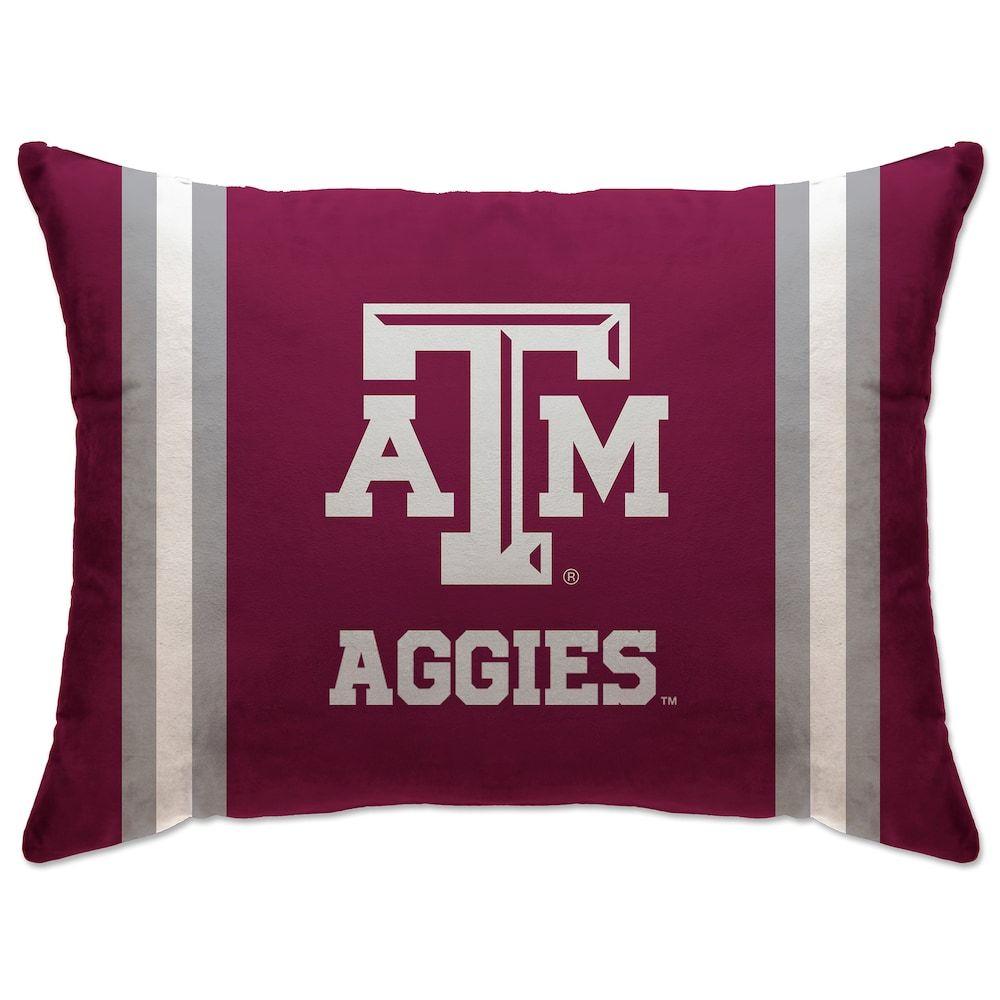 Texas A M Aggies 26 Inch Throw Pillow Throw Pillows Pillows
