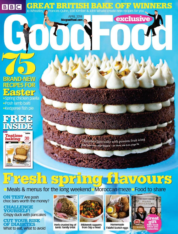 Bbc good food magazine uk 2014 04 bak magazines pinterest bbc good food magazine uk 2014 04 bak forumfinder Image collections