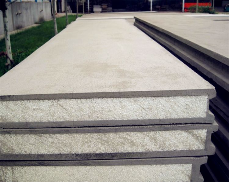 Eps Foam Cement Sandwich Panels Framing Construction Prefab Walls Structural Insulated Panels