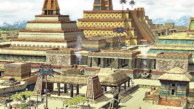 Related image | DreamLand | Pinterest | Aztec city