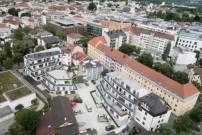 Wohn- und Büroanlage in Rosenheim / Drei mal Behnisch - Architektur und Architekten - News / Meldungen / Nachrichten - BauNetz.de