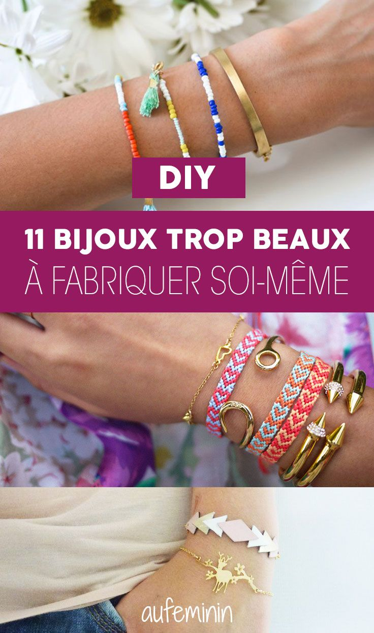 diy bijoux t bracelets boucles et collier col claudine. Black Bedroom Furniture Sets. Home Design Ideas
