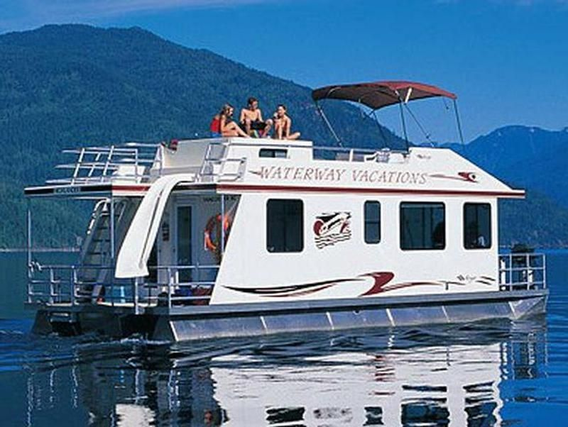 Houseboat 40 Foot Mirage Houseboat House Boat Boat House Interior Houseboat Rentals
