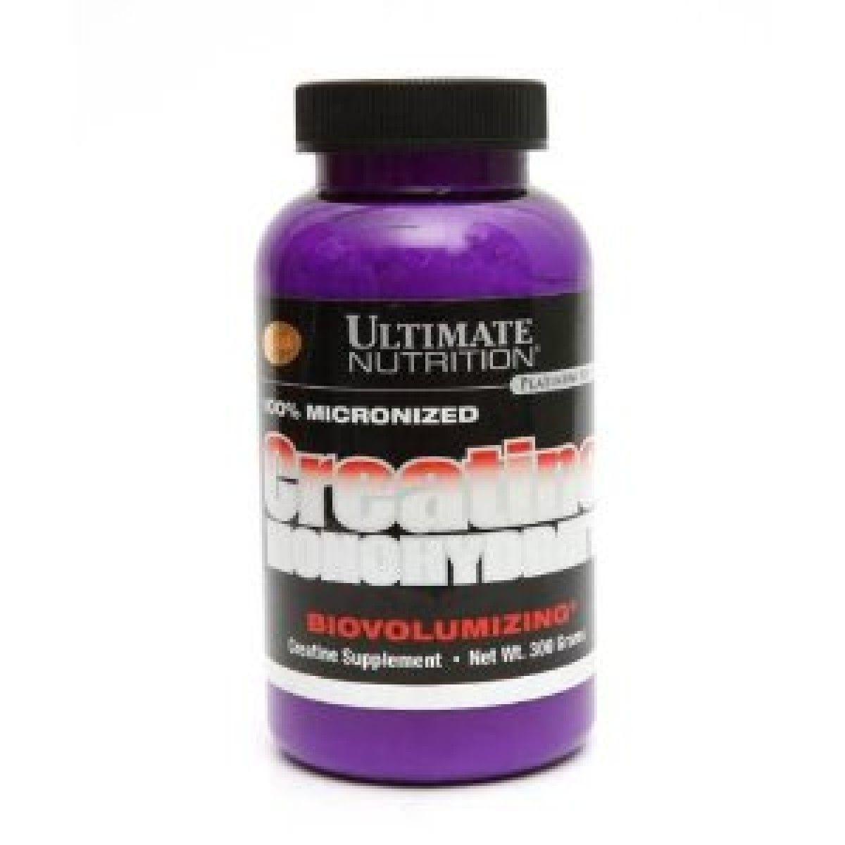 Ultimate Nutrition Creatine Monohydrate, 300 Gm Creatine