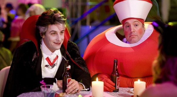 I Now Pronounce You Chuck And Larry Is So Funny I Love All Adam Sandler Movies And This One Has Me Rolling On The Adam Sandler Adam Sandler Movies Kevin James