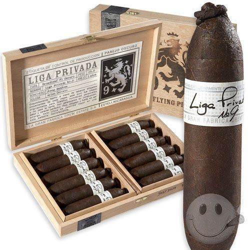 If you ever see one of these Pigs and you love me... do the right thing. LIga Privada No. 9 by Drew Estate - Cigars