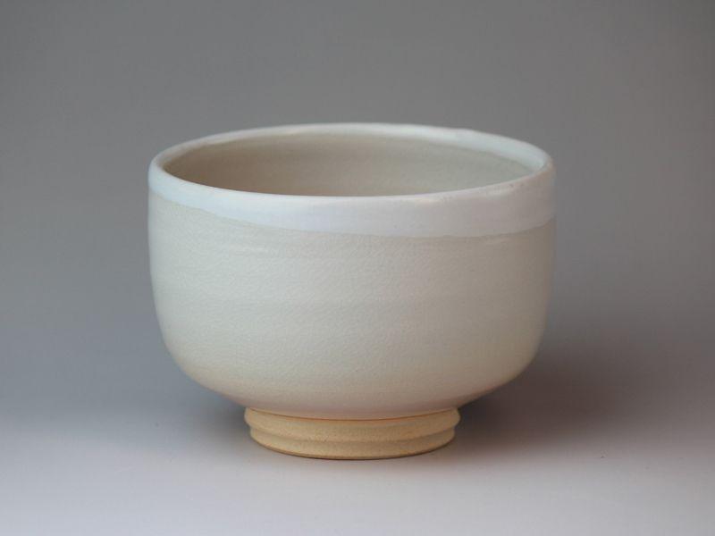 Hagi Yaki Ware Japanese Tea Bowl Himetuti Raku Tea Bowls Ceramics Raku Ceramics
