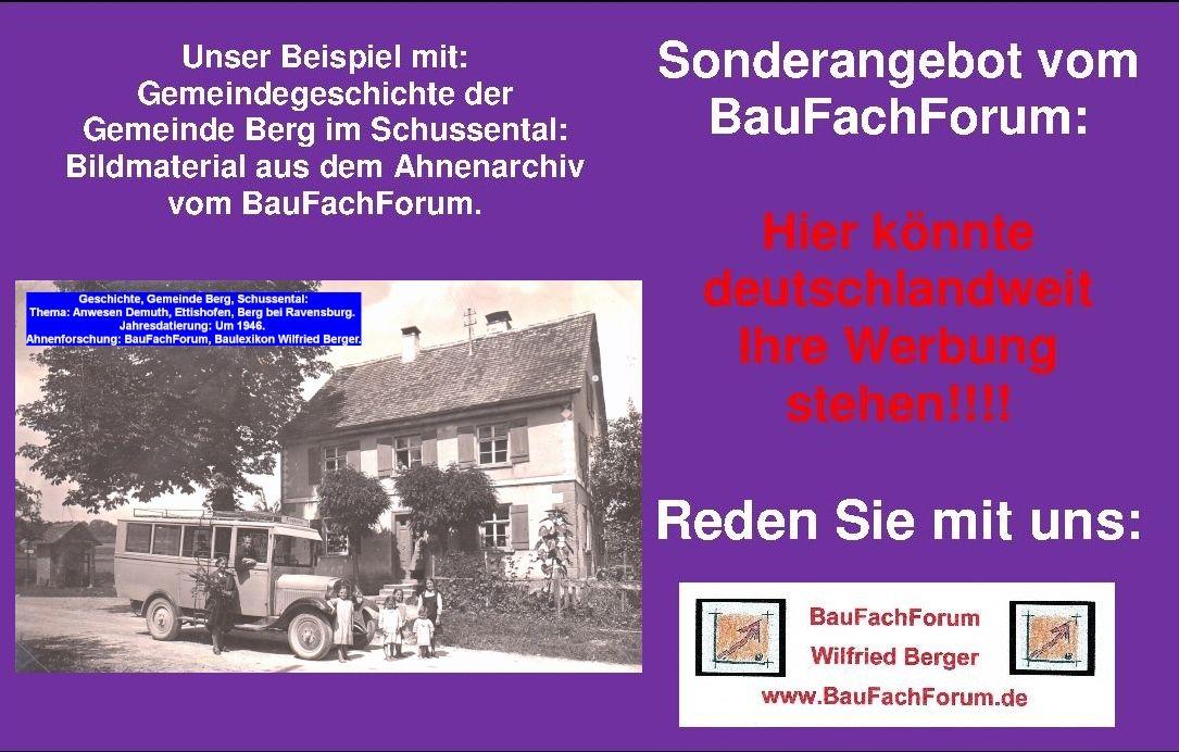 Sonderangebot Geschichte Gemeinde Berg Schussental Peter Und Paul Pfarrer Ziesel Berg Baufachforum Ba Lehrstellen Westfalen Rheinland Pfalz