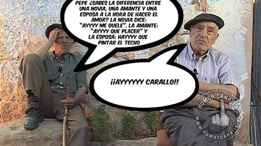 f8c122ae6f5b06c1159078d690cd017f de abuelos y nietos memes pinterest humor, chistes and gifs