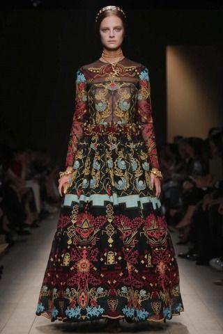 Valentino @ Paris Womenswear S/S 2014 - SHOWstudio - The Home of Fashion Film