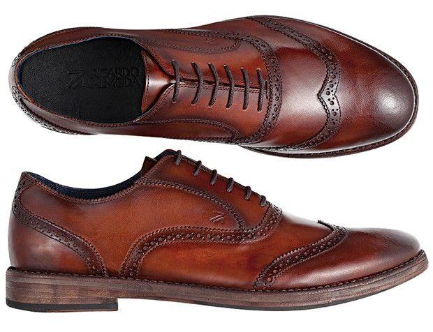 900dd7bab4 Ricardo Almeida amplia linha de sapatos em nova coleção
