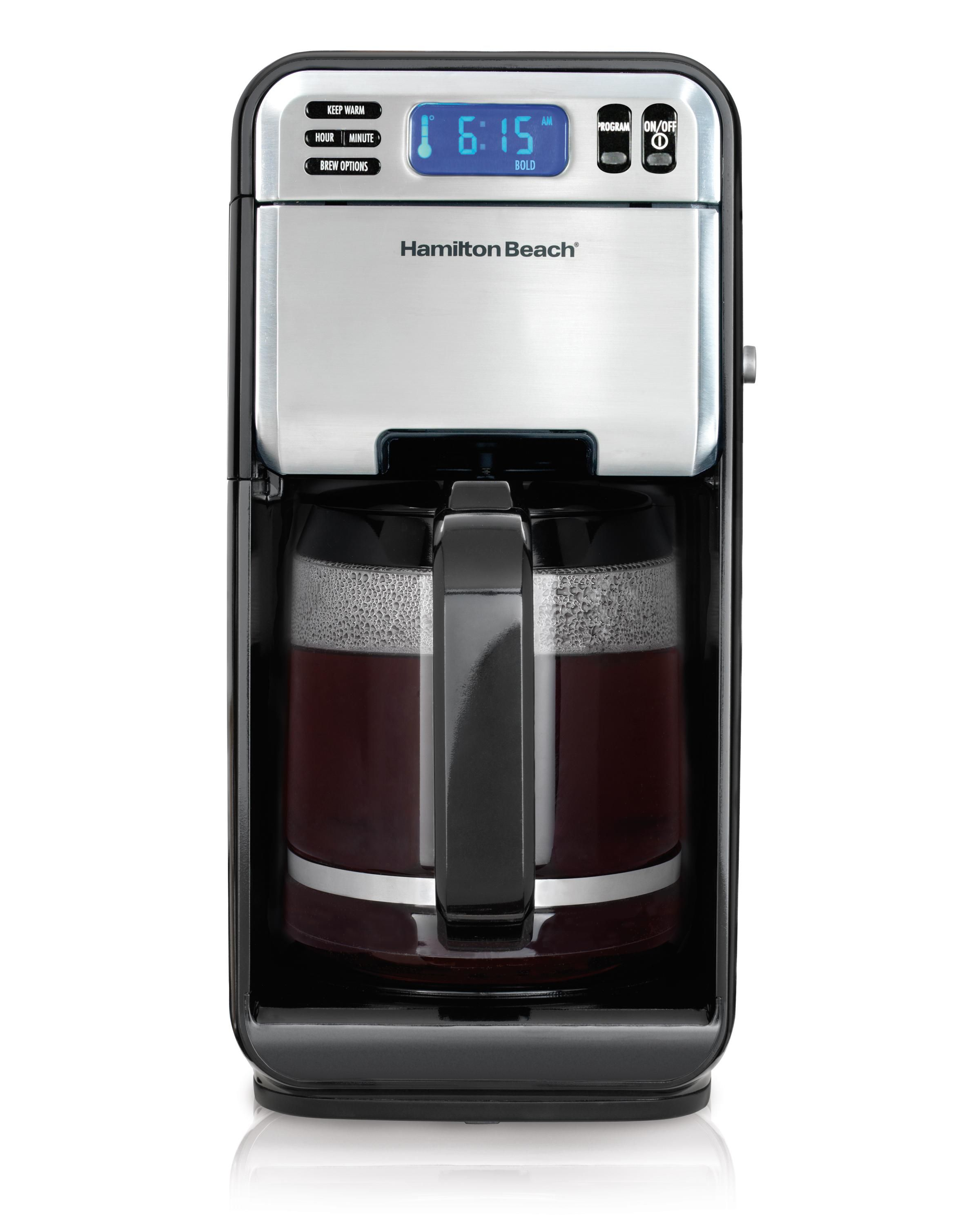 Programmable coffee maker hamilton beach houzz pinterest