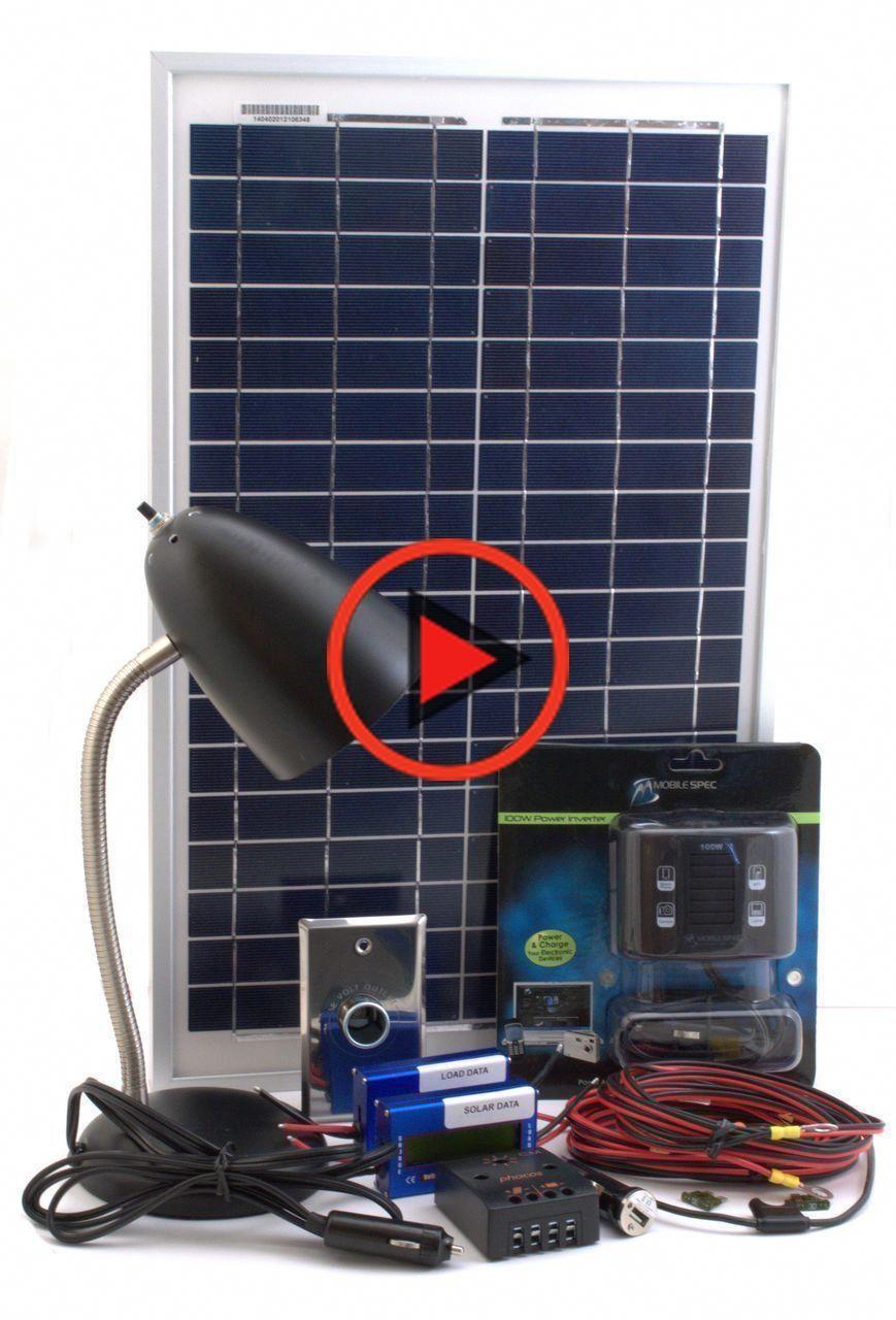 20 watt solar energy kit klassenzimmer edition do it