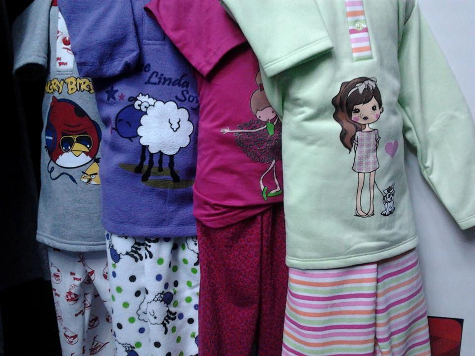 Pijamas Luxa Cottons - Pijamas para niños y niñas - Gamarrita Perú ...