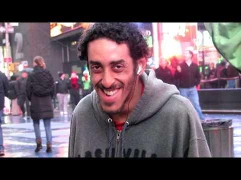 Weird Guy In New York City