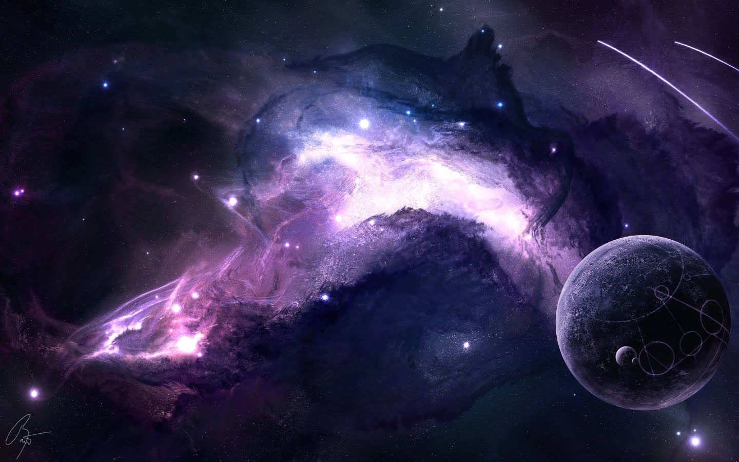 Galaxy Space Live Wallpapers Hd By Narendra Doriya: HD Space Wallpaper [1080p+]