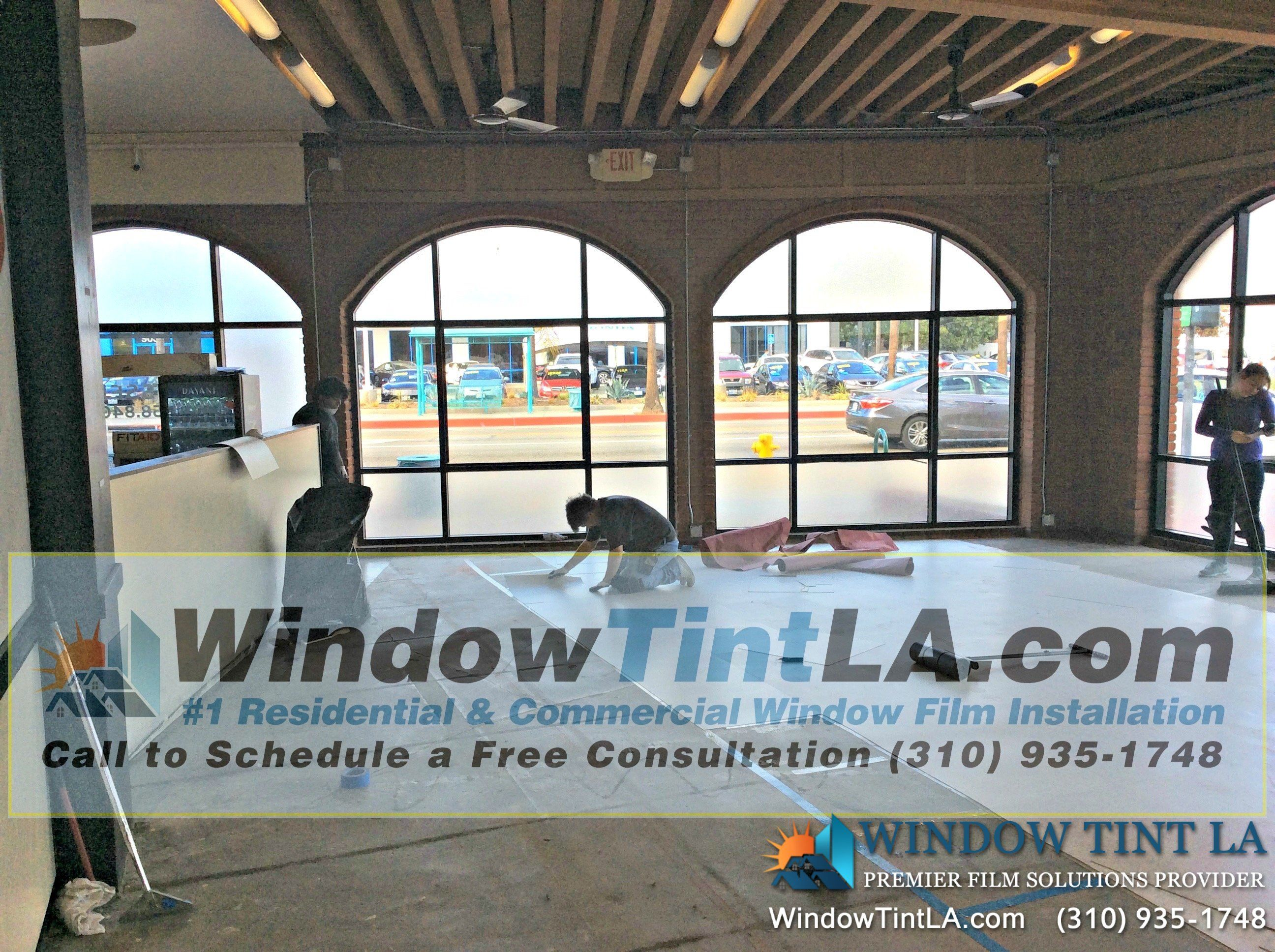 How To Keep The Beaming Sun Outside In Culver City Windows Commercial Window Tinting Window Film