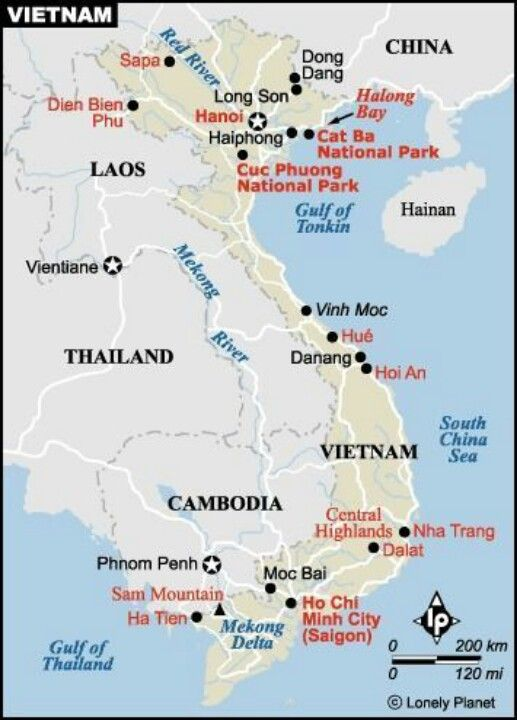 Map Of Asia Gulf Of Tonkin.Gulf Of Tonkin For The Home Vietnam Vietnam War First