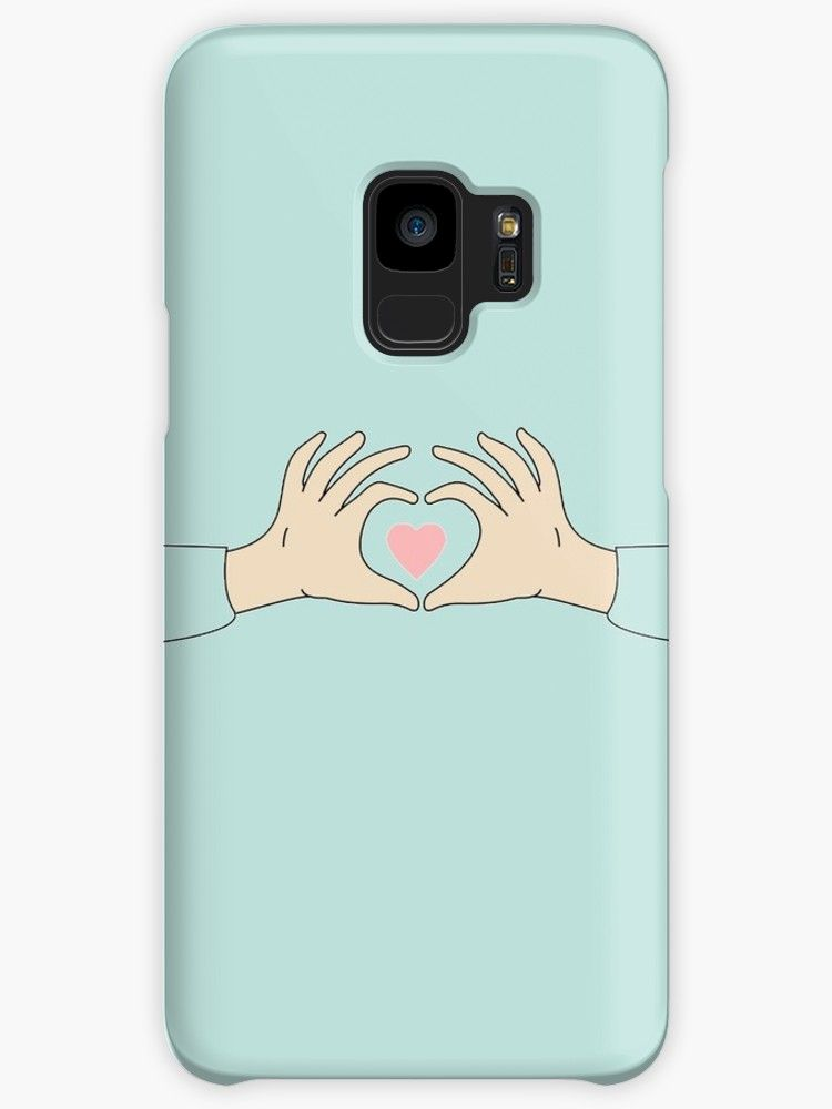 cheaper f1311 c342a I Love Everyone - Hand Love, Great gift idea' Case/Skin for Samsung ...