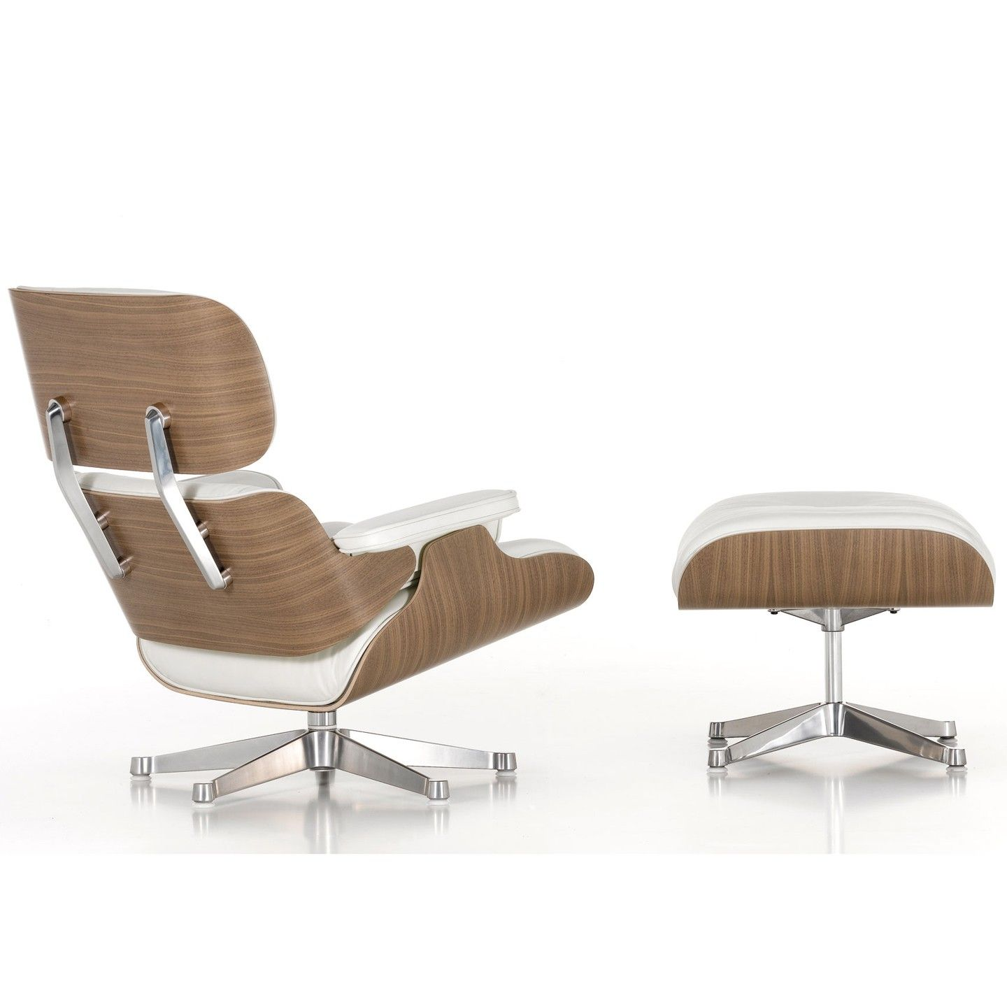 Eames Lounge chair and ottoman by Charles and Ray Eames