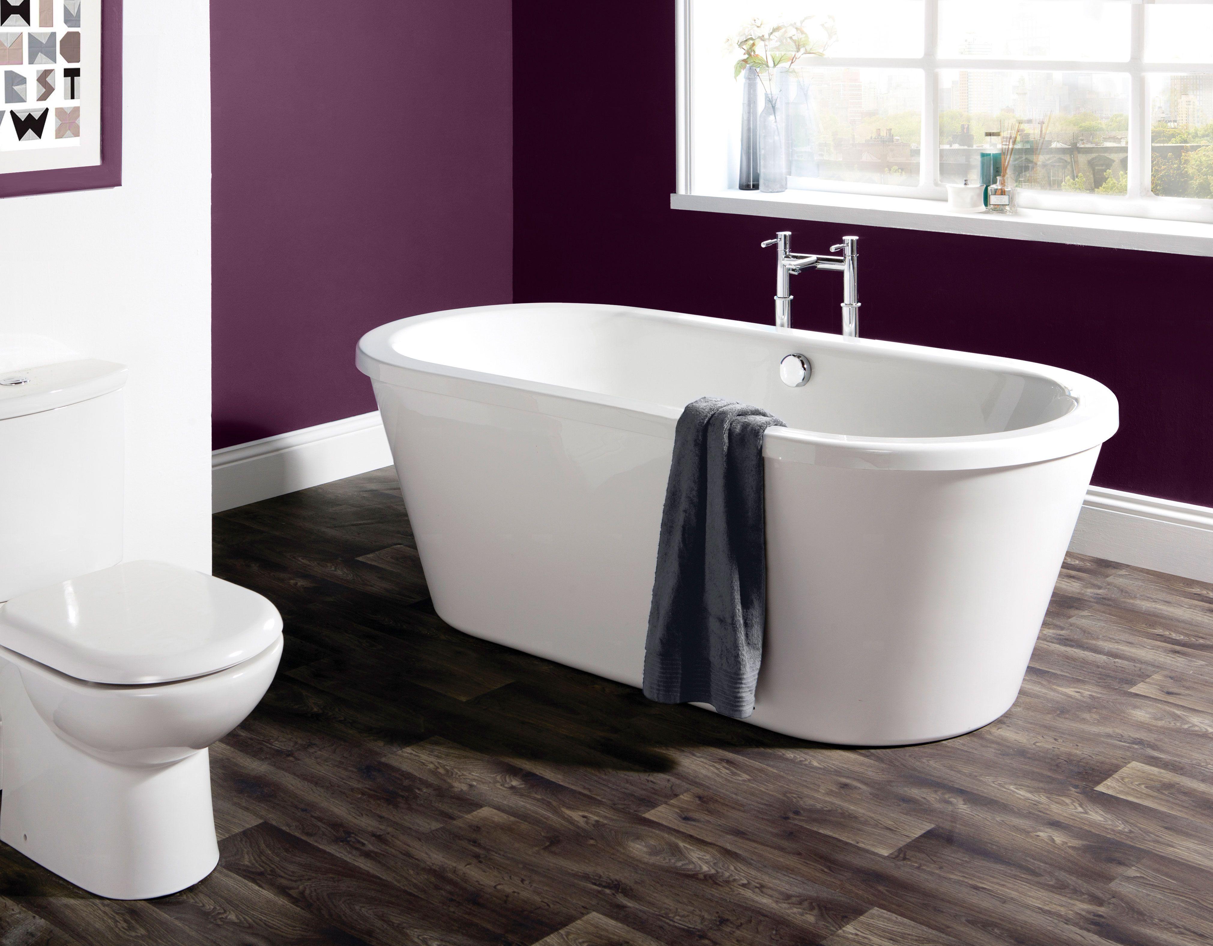 Contemporary condo bath modern bathroom chicago by jill jordan - Luxury Freestanding Baths From As Little As 299 95