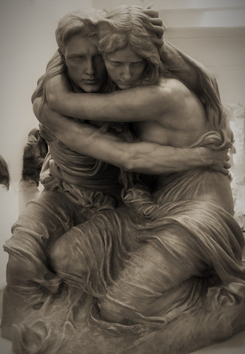 The Abyss (1909) ~ by Pietro Canonica… | Classical Sculpture ...