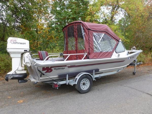 Used 1995 Wooldridge Alaskan, Vancouver, Wa - 98686