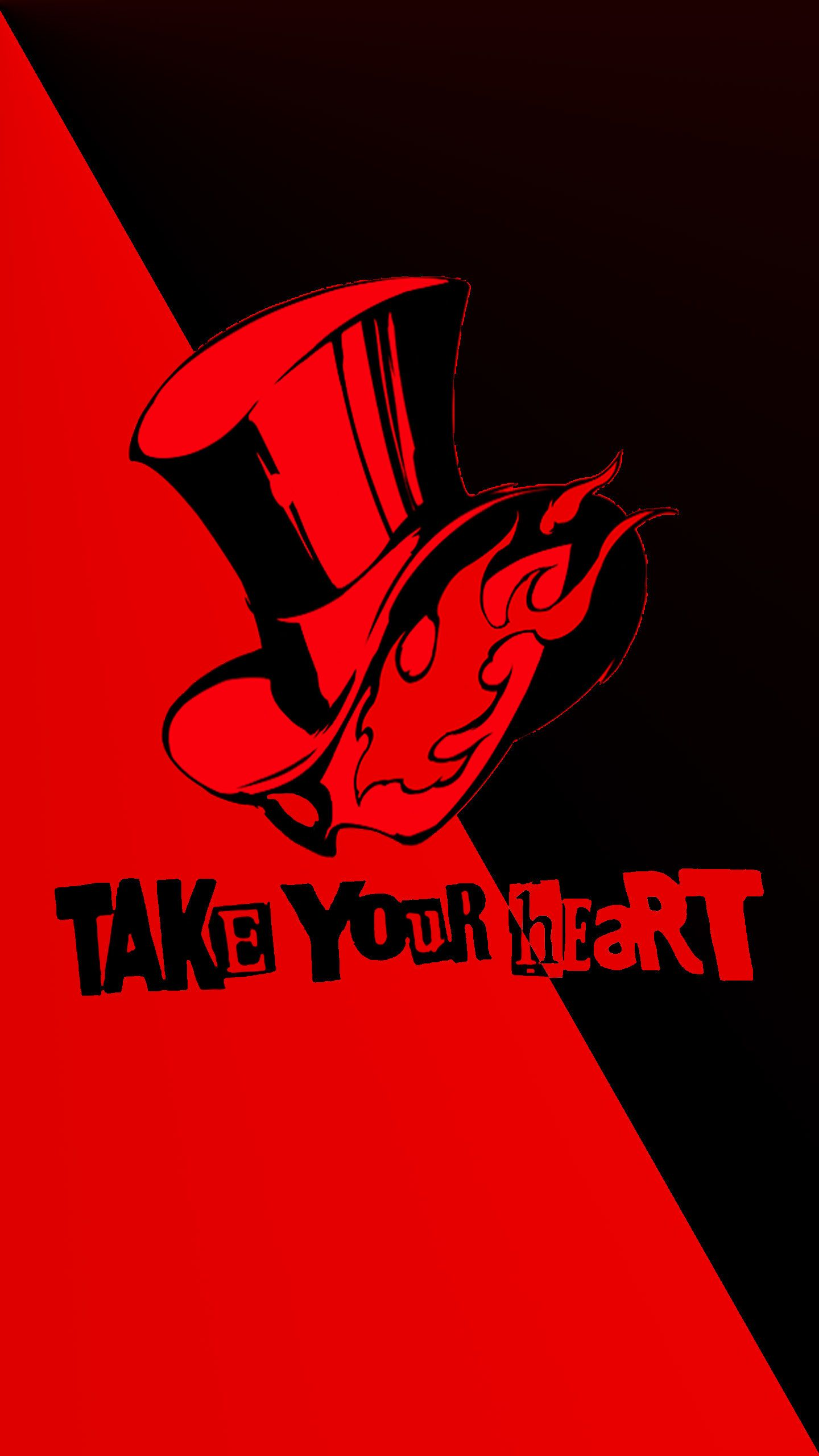 1440x2560 Persona 5 Hd Wallpaper For Phone Persona 5 Joker Persona