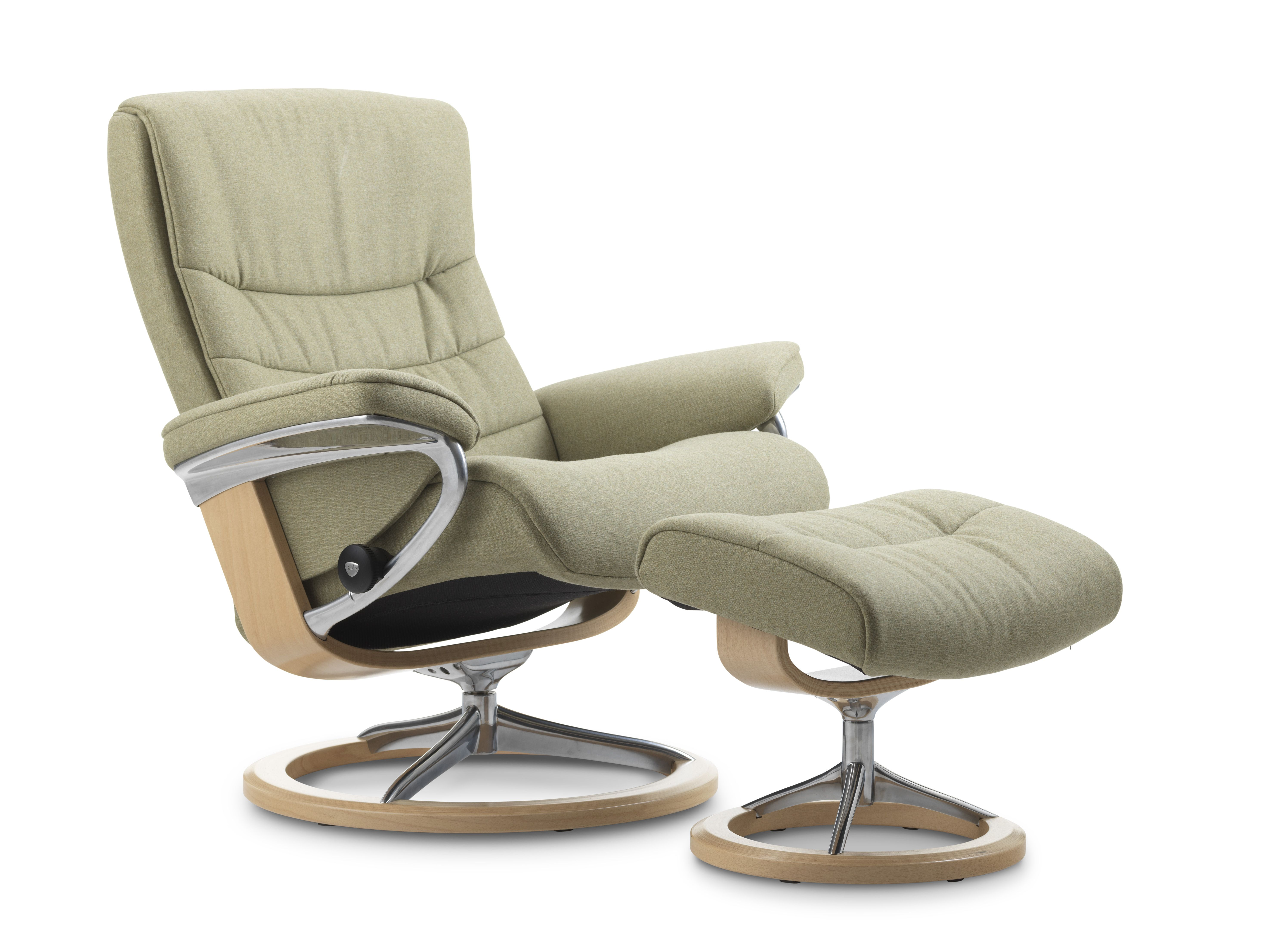 Stressless Sessel Stoff Stressless Nordic Relaxsessel Inkl Hocker In Der