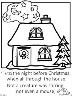 Free: 'Twas The Night Before Christmas Book and Poem by