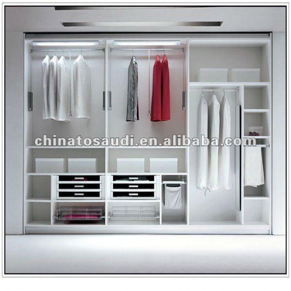 Furniture Custom White Mdf Wardrobe Clothes Closet Buy Clothes