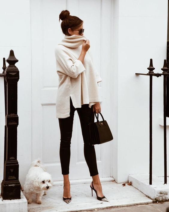 Enter fall looking chic!!