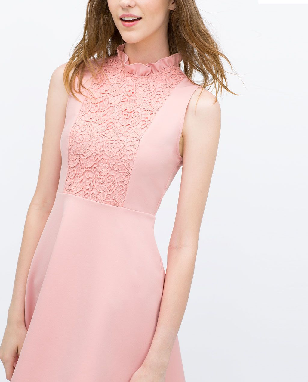 COMBINED DRESS-Dresses-WOMAN   ZARA United States   LOVE IT, NEED IT ...